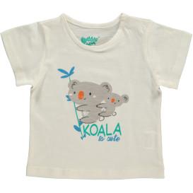Baby Shirt mit Koala Aufdruck