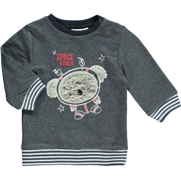 Baby Jungen Sweatshirt im Space Motiv