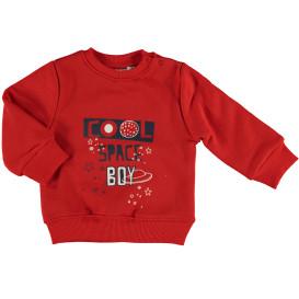 Baby Sweatshirt mit Print
