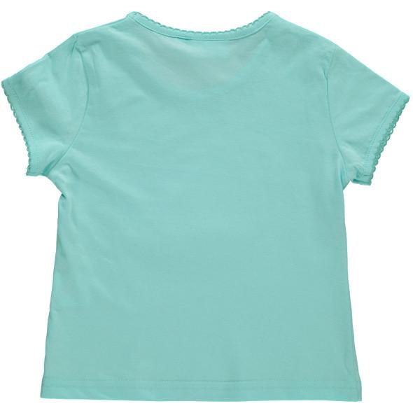 Mädchen Shirt mit süßen Details