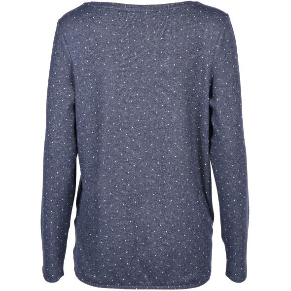 Damen Pullover mit Minimalprint