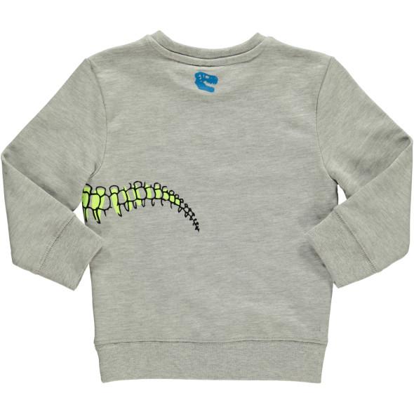 Jungen Sweatshirt mit Leuchtprint
