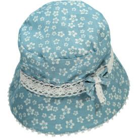 Baby Mädchen Hut mit Schleife