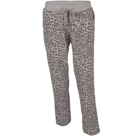 Damen Joggpant im Animal Print