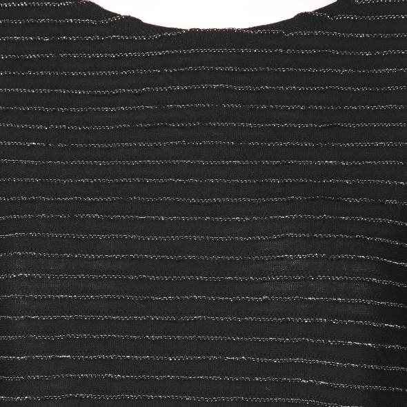 Damen Shirt mit Lurex Fäden