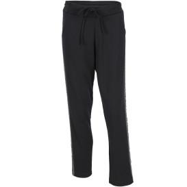 Damen Hose mit Galonstreifen und Paillettenbesatz