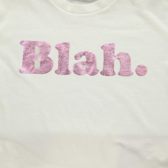 Mädchen Shirt mit Folienprint