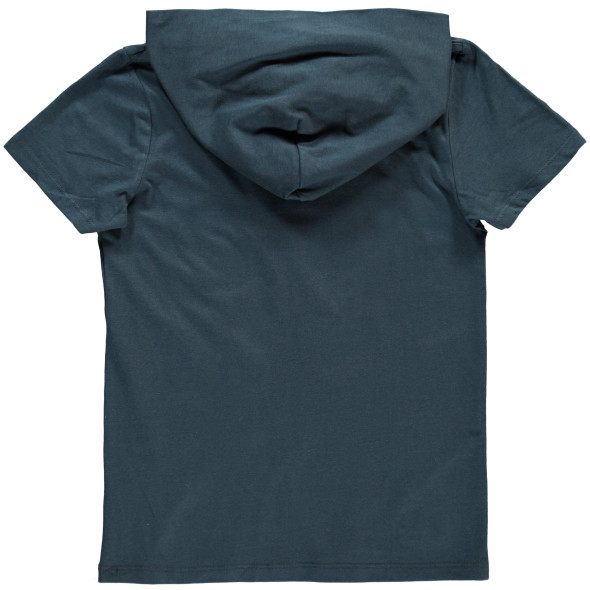 Jungen Shirt mit Kapuze