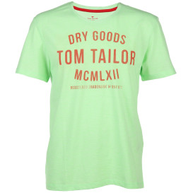 Herren T-Shirt mit Wordingprint