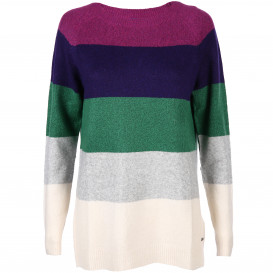 Damen Pullover in weichem Strick
