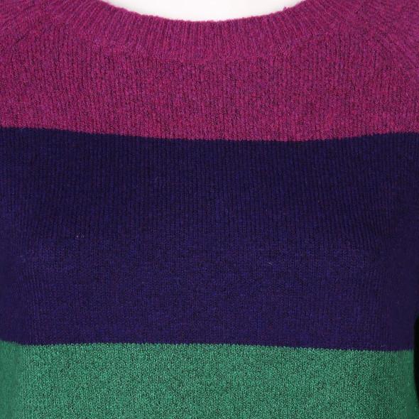 Damen Pullover in weichem Strick