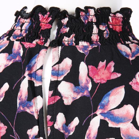 Damen Bluse in floraler Optik
