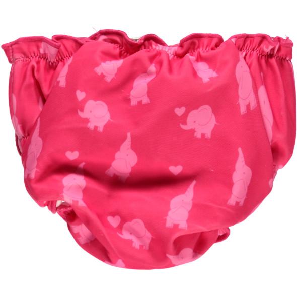 Baby Mädchen Windelbadehose mit Allover Print