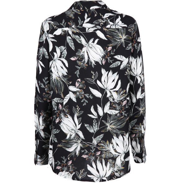 Damen Bluse im floralen Print