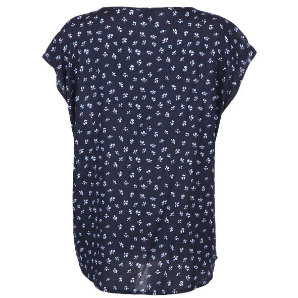 Damen Bluse mit kleinem Blütenprint