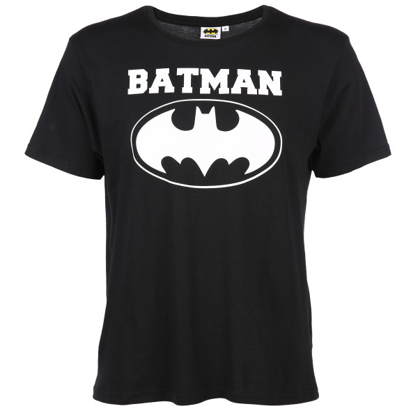 Herren Shirt mit Batmanaufdruck