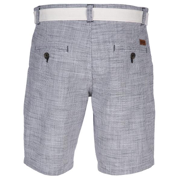 Herren Shorts mit Stoffgürtel