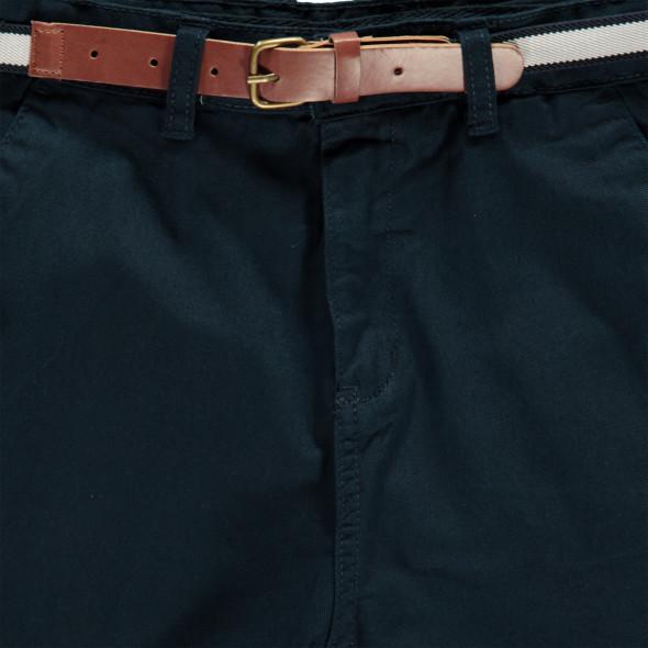 Jungen Shorts mit Gürtel