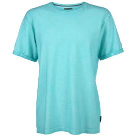 Herren T-Shirt in Streifenstruktur