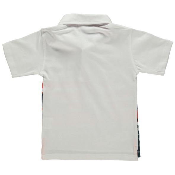 Jungen Poloshirt mit Print