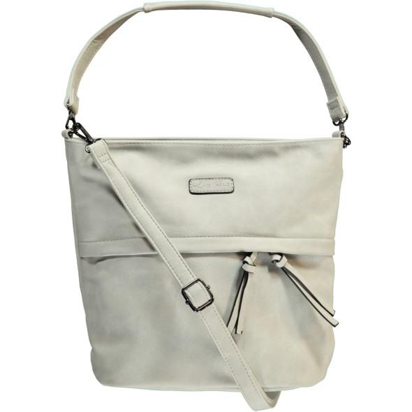 Damen Handtasche mit vielen Fächern