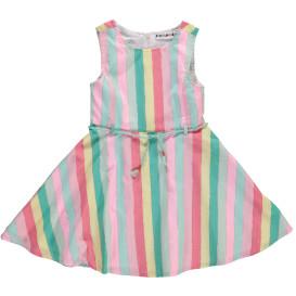 Mädchen Kleid mit Kordel