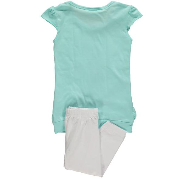 Mädchen Set Kleid und Leggings