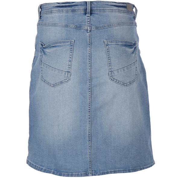 Damen Jeansrock in toller Waschung