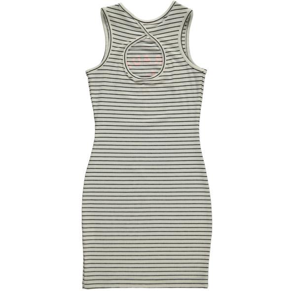 Mädchen Kleid in schmaler Form