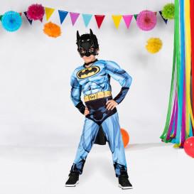 Jungen Batman Kostüm Set