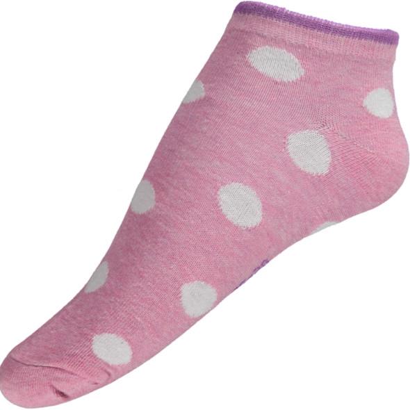 Damen Sneaker Socken im 3er Pack