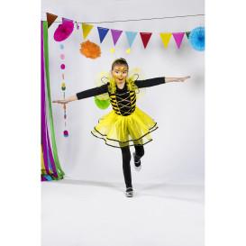 Mädchen Bienen Kostüm Set