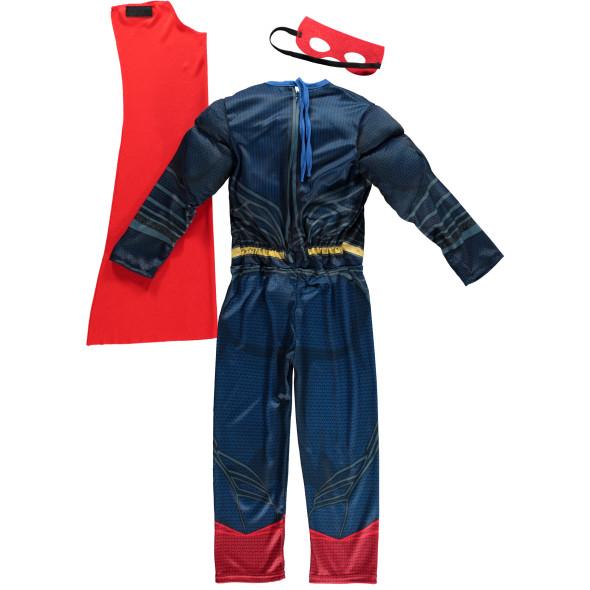 Jungen Superman Kostüm Set