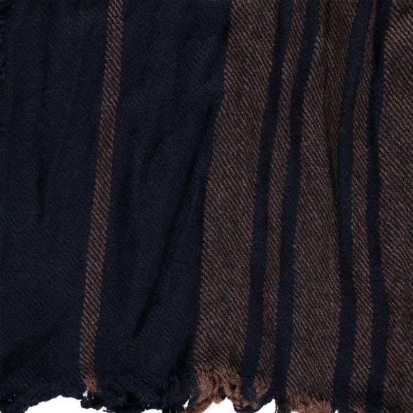 Herren Web-Schal im Karomuster