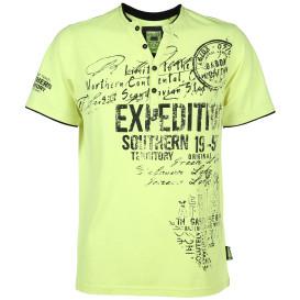 Herren Henley T-Shirt