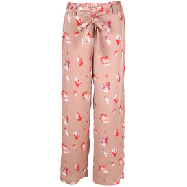 Damen Only Flatterhose mit Allover Print