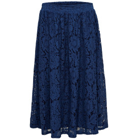 Only ONLSKYLAR MIDI SKIRT Rock