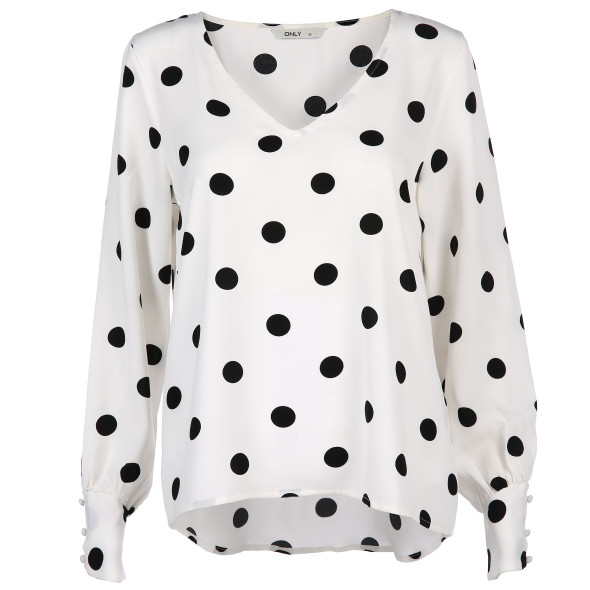 Damen Only Top mit Muster