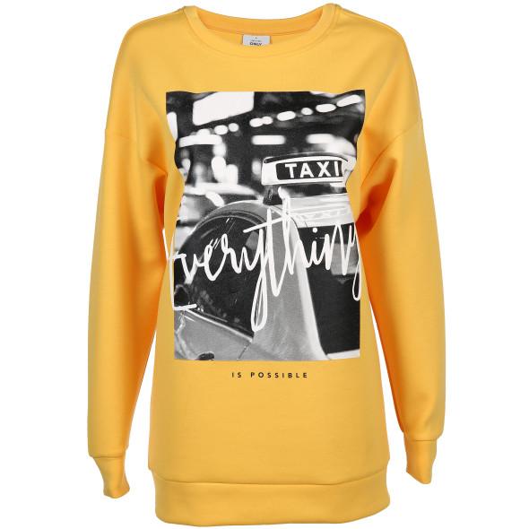 Only ONLSTAR LONG  O-NECK Sweatshirt