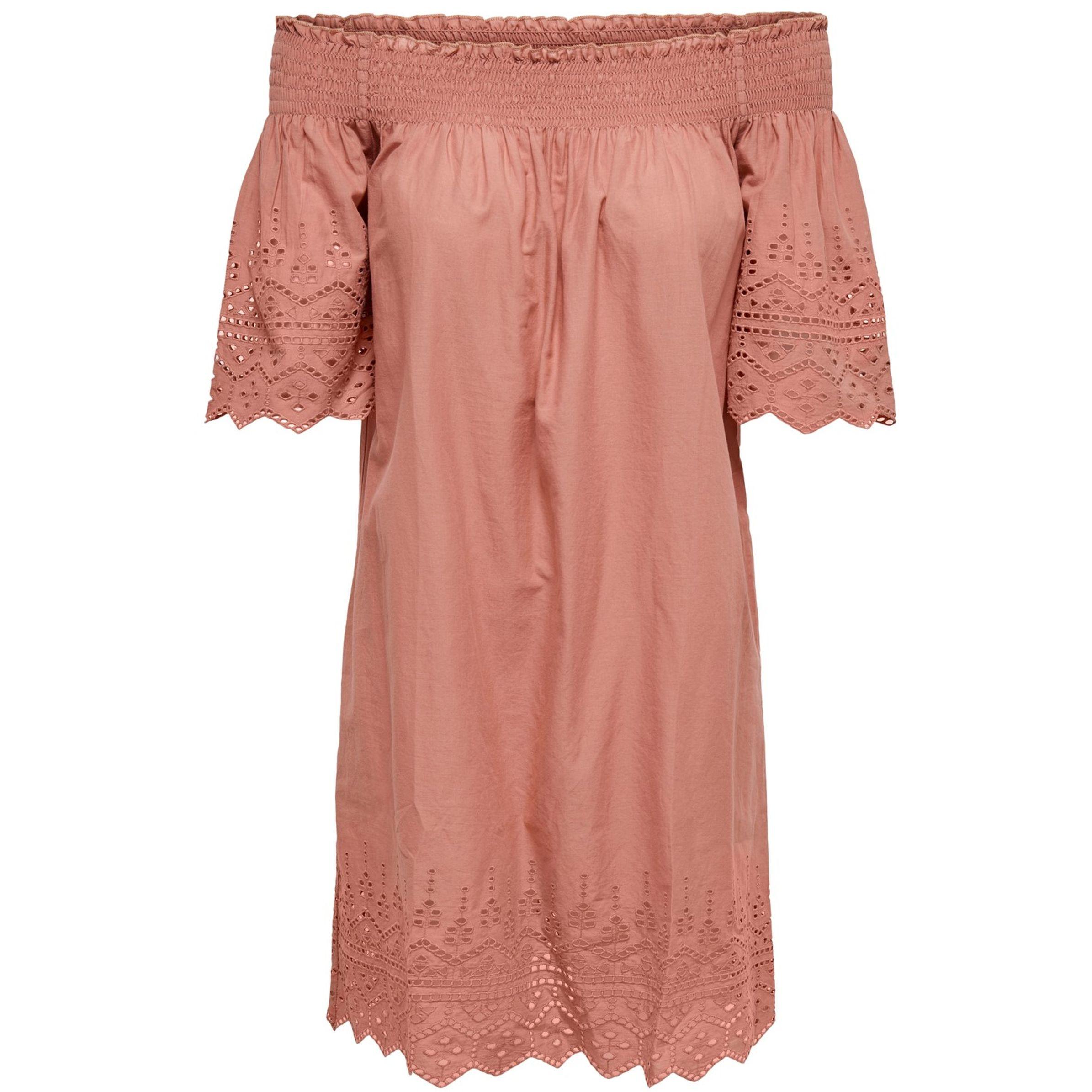 Kleid mit spitze only