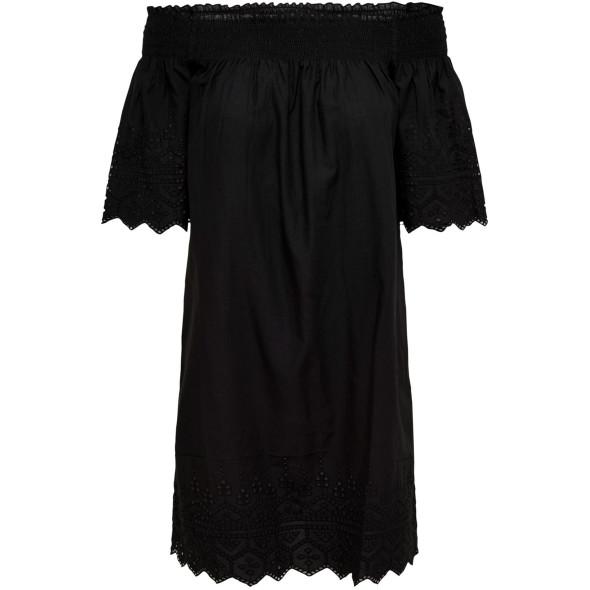 Damen Only Kleid mit Spitze
