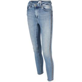 Damen Only Jeans BLUSH mit Galonstreifen
