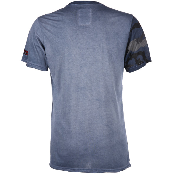 Herren Shirt in Washeroptik