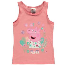 Mädchen Unterhemd mit Print