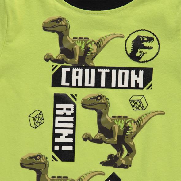 Jungen Schlafanzug mit Dinoprint