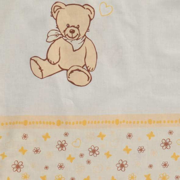 Kinderbettwäsche in Renforce Qualität 100x135cm