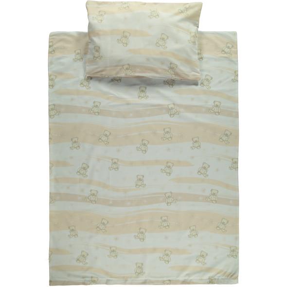 Kinderbettwäsche mit Bärchen 100x135cm