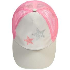 Mädchen Base Cap mit Sternenmuster