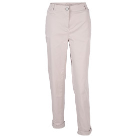 Damen Hose in Chino Form