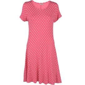 Damen Kleid mit kleinen Punkten